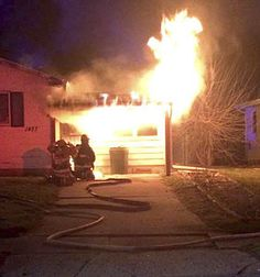 House fire cause nearly $20,000 in damages