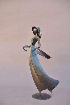 La belle au ruban © Jean-Pierre Augier