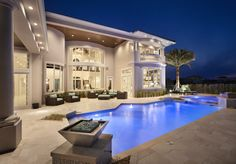 Toll Brothers' Villa Largo home design in Frenchman's Harbor, FL - featuring Progress Lighting fixtures