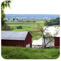 lancaster county, PA farm & guesthouse