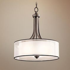 """Kichler Lacey Collection 20"""" Wide Pendant Chandelier"""