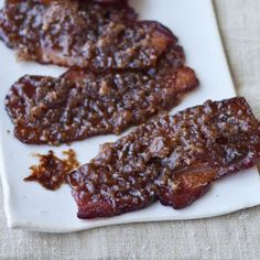 Caramelized Bacon - Barefoot Contessa