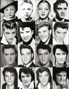The King of Rock & Roll, Elvis Presley! Lisa Marie Presley, Priscilla Presley, Elvis And Priscilla, Rock And Roll, Charlie Brown Jr, Linda Thompson, Karel Gott, Young Elvis, Elvis Presley Young