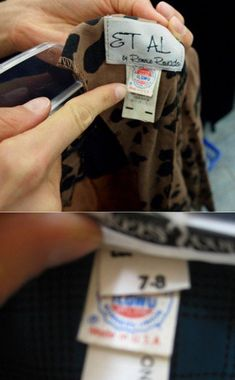 11 ways to know it's vintage by labels and tags
