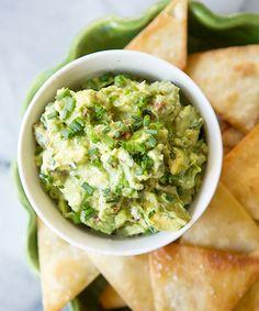 Best Guacamole Recipe - Avocado Appetizers