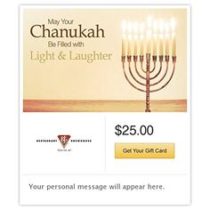 BJs Restaurant  Brewhouse Chanukah  Light and Laughter Gift Cards  Email Delivery *** Learn more by visiting the image link.(It is Amazon affiliate link) #green