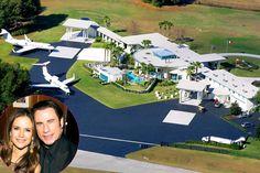 John Travolta ve Kelly Preston
