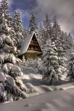 Snow Covered Winter Ski Center - Download From Over 52 Million High Quality Stock Photos, Images, Vectors. Sign up for FREE today. Image: 8910614