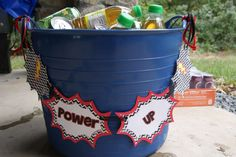 Power Rangers Birthday Party Ideas | Photo 18 of 31 | Catch My Party