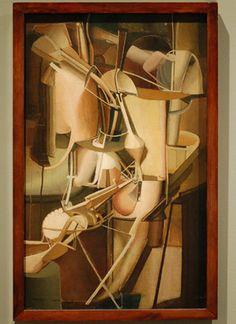 Marcel Duchamp, La Novia, 1912.
