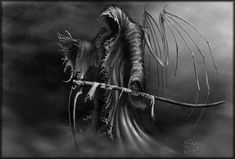 The reaper for the death that occures in the story every year