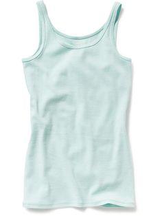 Girls Jersey Tanks Product Image