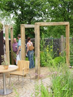Special Needs -sensory gardens - Greenstone Design UK - Sustainable landscape architecture + design