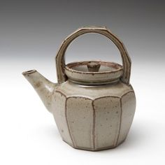 Mike Dodd Small Faceted Teapot