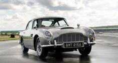 Aston Martin DB5: la joya clave de las películas de James Bond