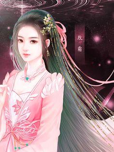 674件中国美人画4おすすめの画像 Facebookamorancient Art