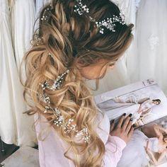 Comment se faire une jolie coiffure fleurie - Elle