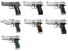 Meet the Sig Sauer X-Five Pistol Family