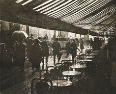 """"""" Maurice Bucquet, """"Boulevard"""" (1900) """""""