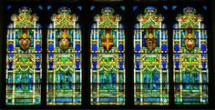 Richmond's Tiffany Stained Glass Tour a National Art Treasure | The Indiana Insider Blog