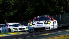 Porsche works drivers Earl Bamber and Frédéric Makowiecki have clinched third…