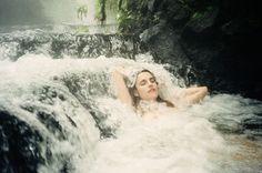 Ana Kras, dans la localité de La Fortuna au Costa Rica (Photo: Amanda Charchian)