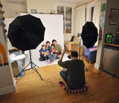 Great article on setting up a home studio.