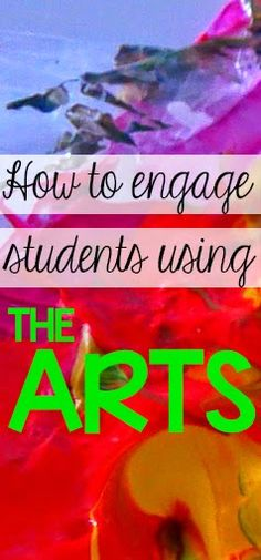 How to Engage Students Using the Arts - OkinawanGirl Teach Like a Pirate