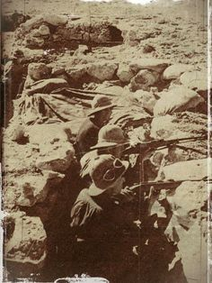 italiens à tobrouk en 1941