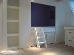 Handige ruimte indeling (kinder)kamer
