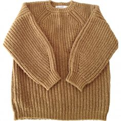 PHOEBE JUMPER ISABEL MARANT ETOILE (3.090 ARS) ❤ liked on Polyvore featuring tops, sweaters, shirts, jumpers, woolen sweater, wool jumper, brown top, etoile isabel marant sweater and jumper shirt