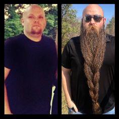 Hair And Beard Styles, Long Hair Styles, Long Hair Beard, Bald With Beard, Epic Beard, Beard Care, Beards, Studs, Jackets