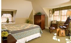 Luxury guest rooms at The Inn at Kitchen Kettle Village live up to their name. Luxury Rooms, Lancaster County, Sleepover, Kettle, Bed, Kitchen, Furniture, Home Decor, Sleepover Party