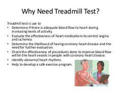 Stress test / Treadmill test Aortic Dissection, Aortic Stenosis, Ventricular Tachycardia, Target Heart Rate, Myocardial Infarction, Cardiac Nursing, Heart Rhythms