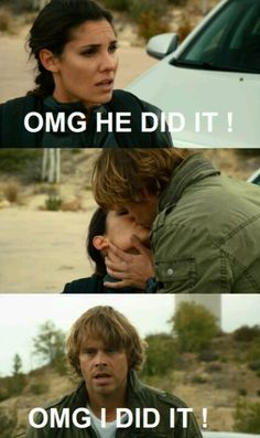 9 Reasons Why Densi Is The Cutest Couple on TV: Deeks and Kensi = Densi…