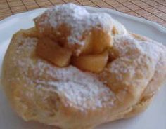 Gluten Free Pastry Recipe: Apple or Desired Filling