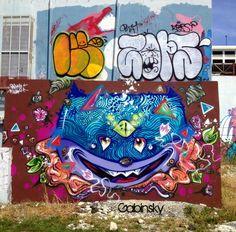 May 30, 2013 Graf PAR 6 — at Calle Prof. Augusto Rodríguez, Pda. 22 1/2, Santurce, Puerto Rico.