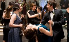 Patrick Dempsey, Michelle Monaghan & Christine Barger in Made of Honor Saga, Kathleen Quinlan, Tom Love, Kevin Mckidd, Made Of Honor, Michelle Monaghan, Patrick Dempsey, Chick Flicks, Romantic Movies