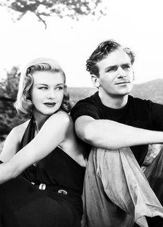 Douglas Fairbanks, Jr. and Ginger Rogers for Having Wonderful Time (1938)