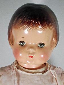 "Effanbee Beautiful Composition ""Patsy Ann"" Doll 1930'S | eBay"