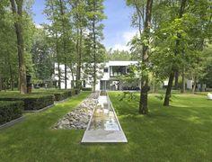 Miller Garden Landscape Design By Dan Urban Kiley