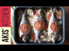Baked Fish and Vegetables | Akis Petretzikis