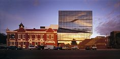 Ballarat Regional Integrated Centre by Billard Leece Partnership