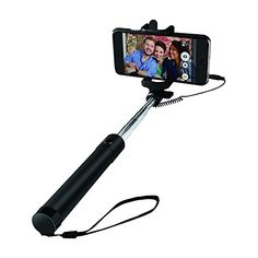 BEBONCOOL Wired Selfie Stick for iPhone SE6S6S Plus66 Plus5S Android phone GalaxyS7 Galaxy S7 Edge Nexus 6p LG G5 ** Read more  at the image link.