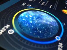 Sky app by Nick Zhukov