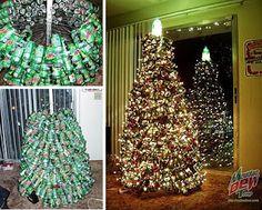 Recycled Christmas Tree (Concord, CA) ~ Call I Haul - Rare Treasure Stories