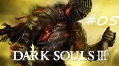 Dark Souls 3 Lets Play Gameplay german #05 Vordt of the Boreal Valley ge...
