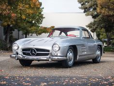 1955 Mercedes-Benz 300 SL Gullwing | Arizona 2016 | RM Sotheby's