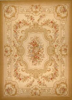 pink victorian rugs | ... Aubusson Carpets on Pinterest | Aubusson Rugs, Area Rugs and Carpets