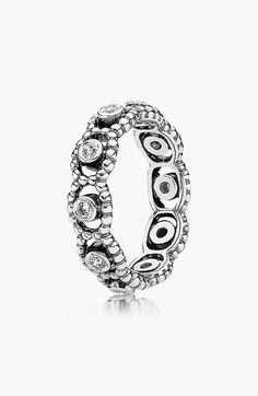 PANDORA 'Her Majesty' Band Ring available at #Nordstrom